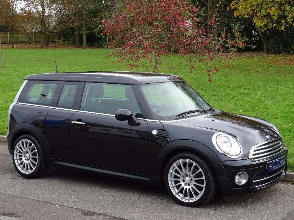 2008 (58) MINI Clubman 1.6 TD Cooper D 4dr - £20 PER YEAR ROAD TAX
