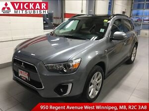 2015 Mitsubishi RVR GT/ Navigation/Remote Start