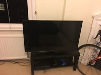 Samsung LED 40' TV in excellent condition