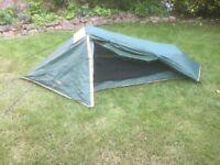 One person tent - Gelert