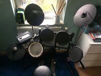 Roland drum set .