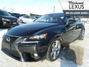 2014 Lexus IS 350 4dr Sdn AWD Executive Package