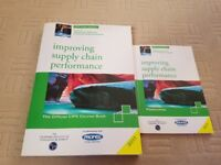 Official CIPS Level 5 Textbook + Study Guide 'Improving Supply Chain Performance' Exc Condition