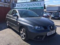 Seat Ibiza 1.9 TDI Sport 3dr£1,450 p/x welcome FREE WARRANTY. NEW MOT