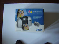 Epson Picture Mate personal photo lab