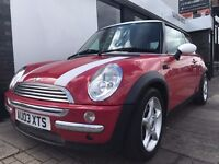 MINI Hatch 1.6 Cooper 3dr FULL SERVICE HISTORY