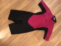 Child's Tribord (Decathlon) wetsuit size 7/8