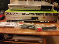 DVD player - New in the box