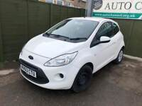 Ford KA 1.2 Edge (s/s) 3dr£4,290 p/x welcome FREE WARRANTY. NEW MOT