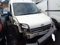 BREAKING --- Ford Transit Connect LX TDCi LWB 1.8L Diesel --2004