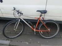 Men Kona mountain bike