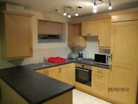 Sports City 1 bedroom first floor Fully furnished spacious apartment to let.