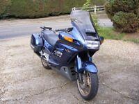 2001 Honda ST1100 Pan European 62,500 miles, New Swinging Arm / Tyres / rear disc
