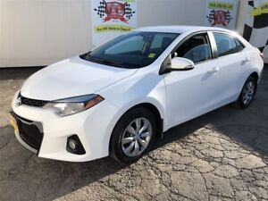 2015 Toyota Corolla S, Automatic, Back Up Camera, Only 35, 000km