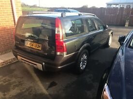 Volvo XC70 2.4 D5 AWD 5 Door Automatic 2004 (54)