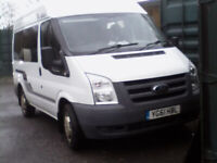 Ford, TRANSIT, Panel Van, 2011, Manual, 2198 (cc)
