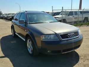 2003 Audi allroad 2.7L Bi-Turbo AWD! Air Ride  SOLD!