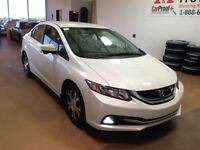 2014 Honda CIVIC HYBRID *Local Vehicle, No Accidents, Rearview C
