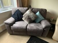 3 & 2 seater reclining sofas