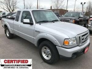 2010 Ford Ranger Sport ** AUX. INPUT, TRAILER HITCH **