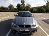 BMW 320d Efficient dynamics 2010 grey. One previous owner 88000 mileage. Maintained by main dealer.