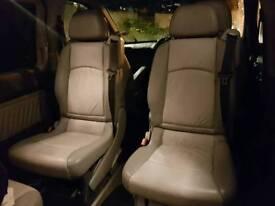 Vito / Viano rear seats