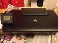 HP Colour Deskjet Printer/Scanner/Coppier and cartridges