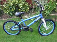 PIRANA BAD FISH BMX ONE OF MANY QUALITY BICYCLES FOR SALE