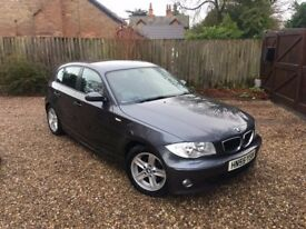 2005 55 BMW 1 Series 2.0 118d Sport 5dr! GREAT VALUE!FULL SERVICE HISTORY!