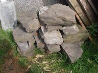 Rockery/lanscaping stones