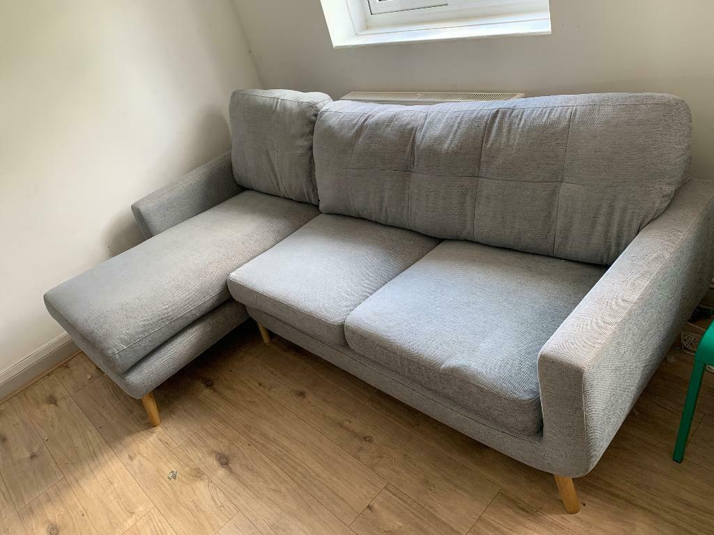 Fine John Lewis Corner Sofa In Kentish Town London Gumtree Alphanode Cool Chair Designs And Ideas Alphanodeonline