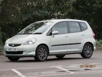 2007 HONDA JAZZ 1.3 PETROL SE LONG MOT SERVICE HISTORY 5 DOOR LOVELY CONDITION DRIVES FANTASTIC