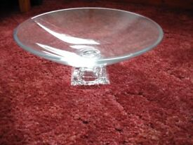 crystal table centrepiece