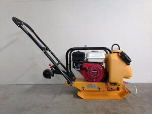 HOC - HONDA PLATE TAMPER COMPACTOR + WHEEL KIT + WATER KIT + 3 YEAR INCLUSIVE WARRANTY + FREE SHIPPING !!!!!!!!!!!!!!!!!