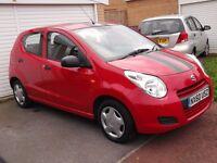 2011(60) suzuki alto sz3, 37000 miles, full mot, very nice car. hpi clear, 5 door ,£20 per year tax