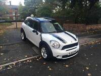 2012 MINI COUNTRYMAN COOPER SD DIESEL 12 MONTHS MOT FULL SERVICE HISTORY 38k 2 OWNERS £190 PER MONTH
