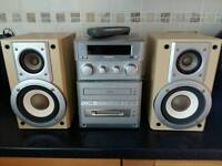 Panasonic MD Stereo System
