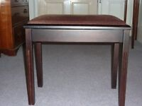 Piano Stool, excellent condition