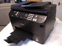 Epson WorkForce Pro WP-4535DWF A4 Colour Multifunction Inkjet Network Printer
