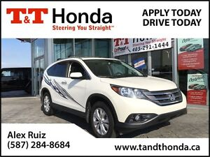 2014 Honda CR-V Touring *Local, No Accidents, New Tires*