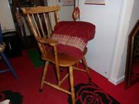 FOUR PINE CARVER COTTAGE KITCHEN CHAIRS