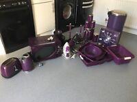 Kitchen Appliances & Accessories (PURPLE)