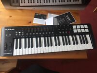 M-Audio Oxygen49 - USB Midi Keyboard & Controller - Bought in Feb 18 and Used Only Once!