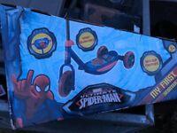 Spider man scooter(brand new)