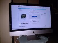 Apple Retina iMac 27 5k 3.2Ghz i5 24GB Ram 1TB FUSION DRIVE