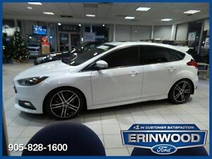 2015 Ford Focus ST - CPO 24M@1.9%/12MO/20, 000KM EXT WARR