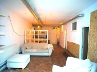 Large 3 Bed Warehouse Apartment! MASSIVE Lounge- Cool Furniture- London Fields