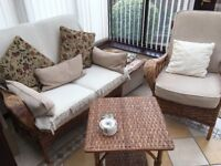 Conservatory Bamboo Firniture