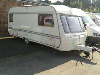 Coachman Genius 460/4 Four Berth Caravan 1994