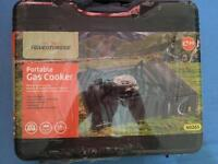 Gas cooker/camping stove